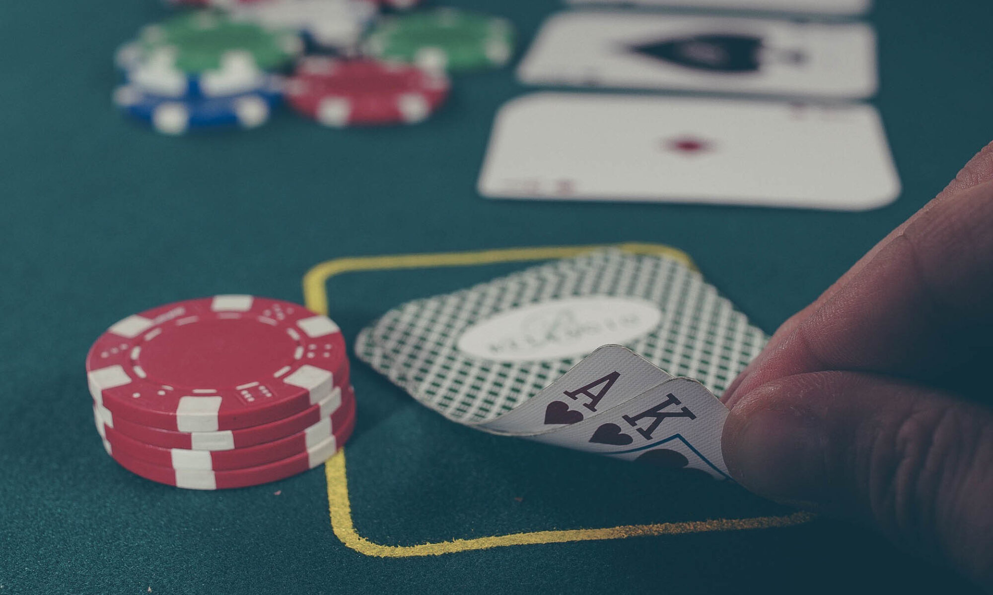 Póker karrier